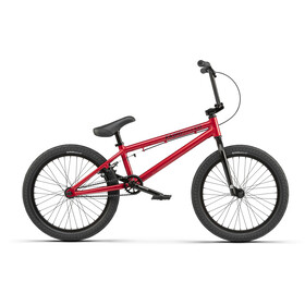 "Radio Bikes Dice 20"", candy red"